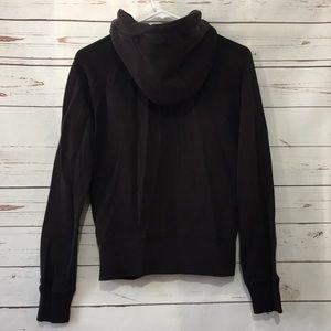 Roots Tops - Roots Canada zip up cozy hooded sweatshirt